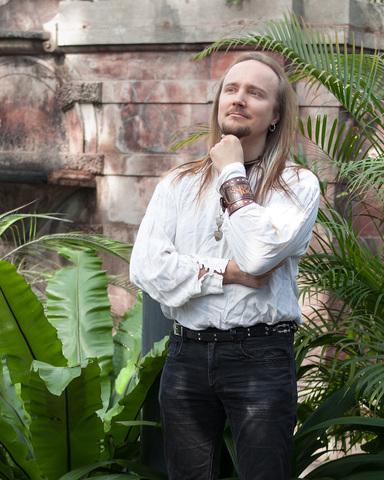 Mike Pohjola. Kuva: Raimo Korpela