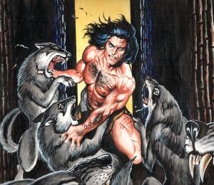 Petri Hiltunen: Conan ja sudet
